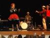 Fun onstage