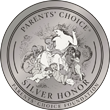 Parents' Choice Silver Honor Award!!!